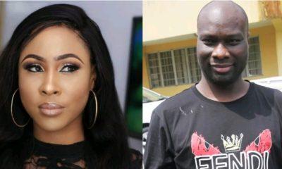 Nollywood actress, Nnaji Charity and Mompha