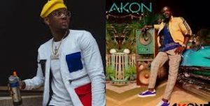 Kizz Daniels and Akon