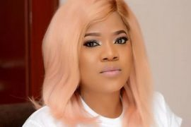 Nollywood Actress Toyin Abraham