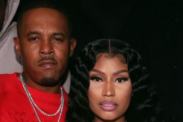 American Rapper Nicki Minaj Ties Knot With Kenneth Petty (Video)