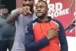 BBNaija Mike and Odunlade Adekola