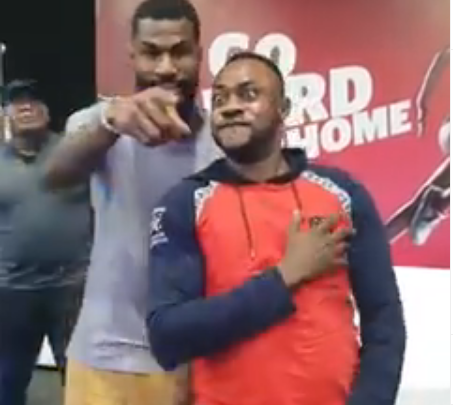 BBNaija Mike and Odunlade Adekola
