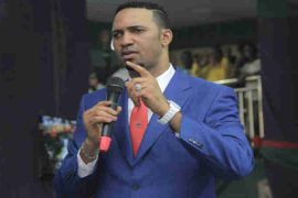 Pastor Chris Okafor