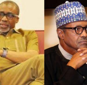 Senator Abaribe and President Buhari
