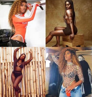 Sultry photos of Tiwa Savage