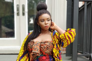 Between Yemi Alade And Follower Who Accused Her Of Not Helping People