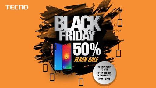 TECNO'S Black Friday
