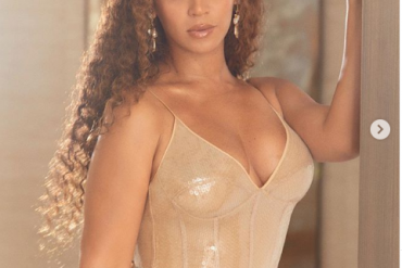 Beyonce Wows In Sequined Gown Ahead Of Shawn Carter Foundation Gala