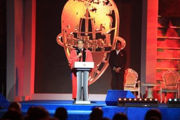 'Hotter than Fire': Full List of Winners of the LoveWorld International Music and Arts Awards 2019 with Pastor Chris Oyakhilome