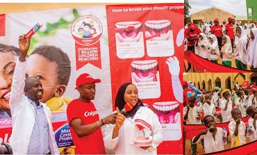 Colgate Moves To Support Federal Ministry Of Health To Eliminate Noma Disease In Nigeria