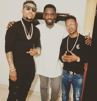 Oritsefemi and Chi Jungulist