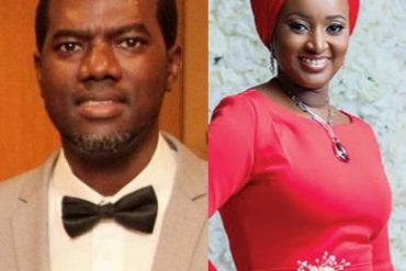 My Family Will Not Stoop To Your Level – Indimi Claps Back At Omokri