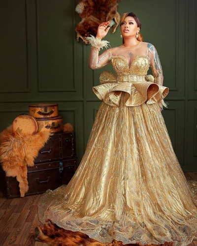 Toyin Lawani Defends Killing Animals To Make Fur As Her Followers Call Her Out