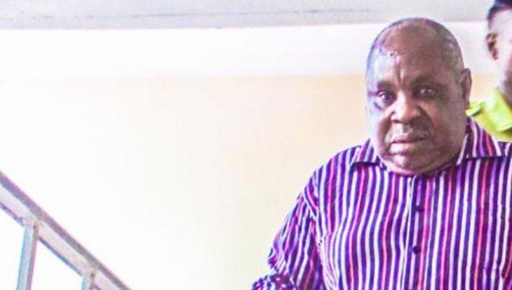 Samson Mahimbo,