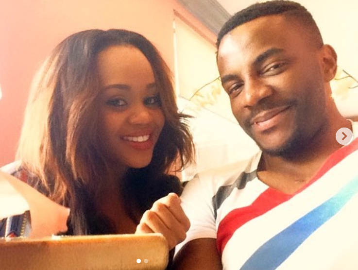 Ebuka's Wife, Cynthia Unfollows Friend For Not Using Face Mask