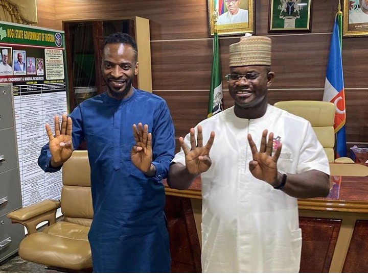 9ice and governor bello