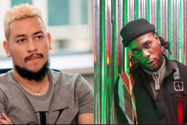'You Say You Are African Giant, Prove It' – Rapper AKA Tells Burna Boy