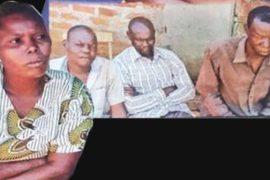 Ann Grace Aguti and her 3 husbands