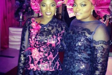 Actress, Funke Akindele Celebrates Annie Idibia's Birthday