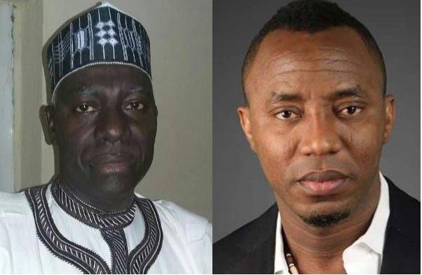 Yusuf Bichi and Sowore