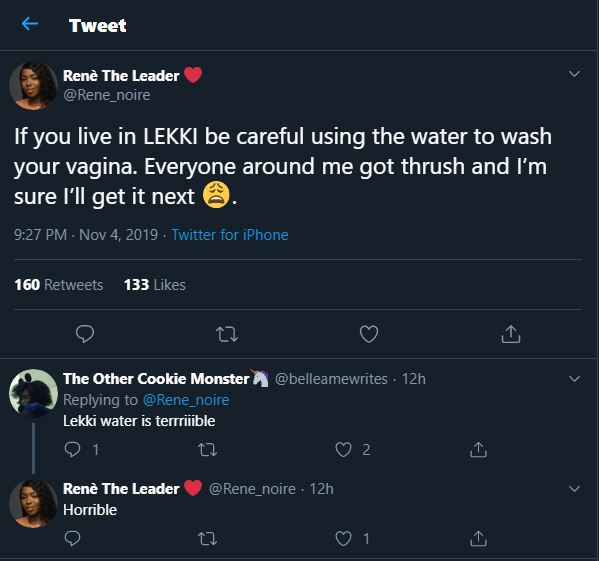 Lekki water