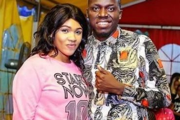Akpororo, Wife Celebrate Fourth Year Wedding Anniversary (Photo)