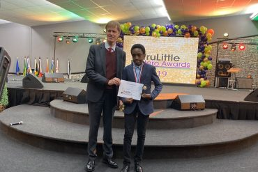 12-Year-Old Nigerian Boy, Chika Ofili, Bags Award In UK For New Discovery In Mathematics