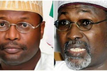 Jega Or Yakubu: Nigerians Debate On Who Is Better