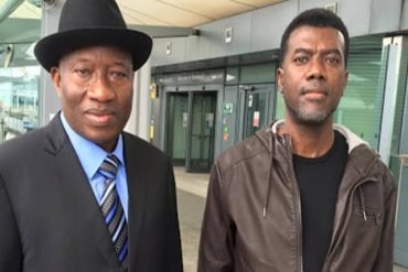 Goodluck Jonathan Remains Committed To PDP: Reno Omokri