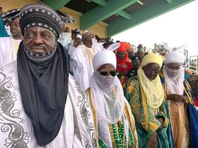 Kano emirs