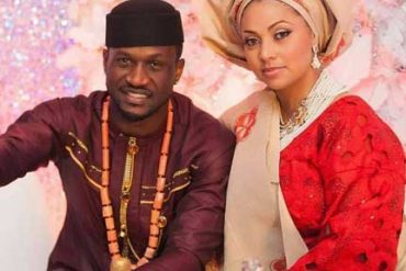 Peter Okoye, Wife Celebrate 6th Wedding Anniversary