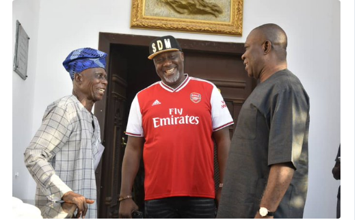 Ekweremadu, Melaye and DAD