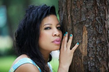 Nollywood Actress, Monalisa Chinda Shares Looks Without Makeup (Photo)