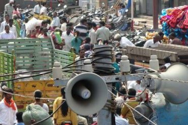 Lagos, Nigeria's Center Of Noise Pollution