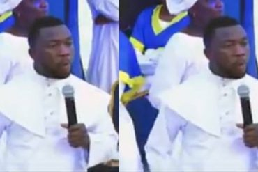 Meaningful Sex Shouldn't Be More Than 5 Minutes: Nigerian Pastor (Video)