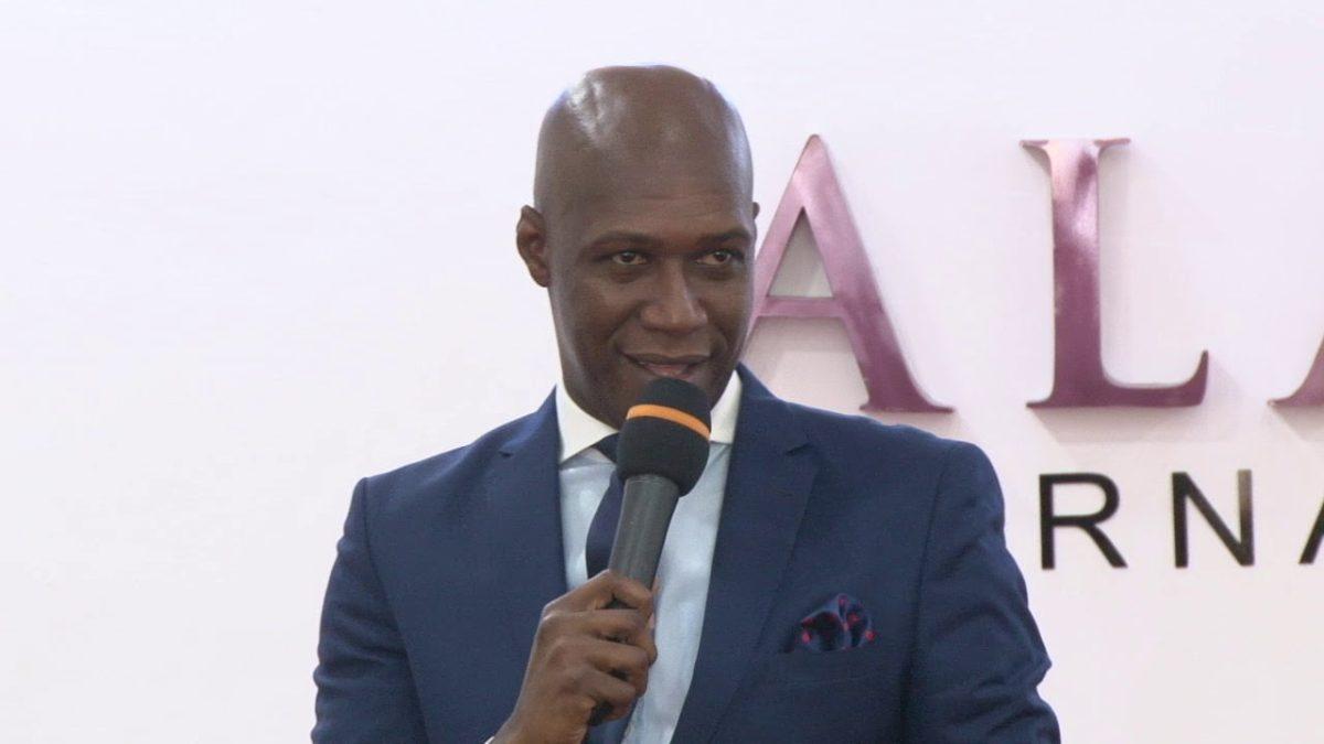 Pastor Kofi Oduro