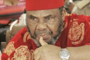 It Is Wrong For A Man To Kneel Down To Propose To His Lover: Pete Edochie