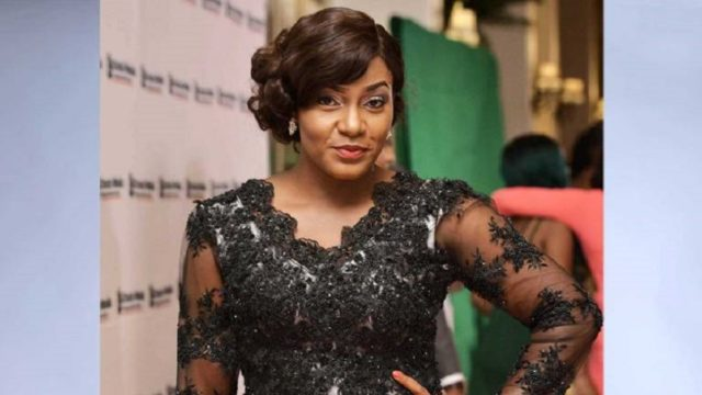 Nollywood actress, Queen Nwokoye