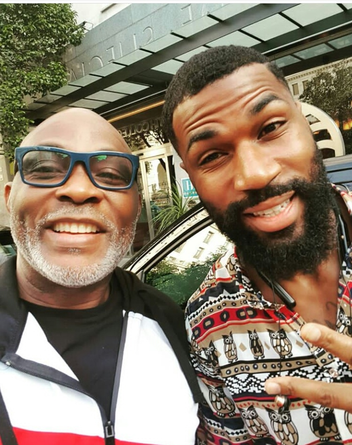 RMD and Mike Edwards
