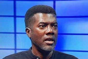 There Is Nothing Wrong In Having Arabic On Army Logo: Reno Omokri