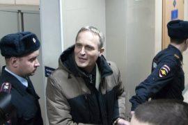 Sergei Klimov, middle