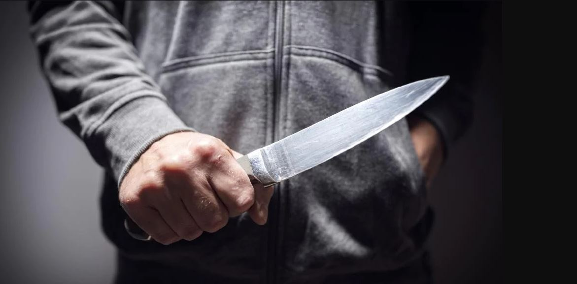 Man Stabs Brother