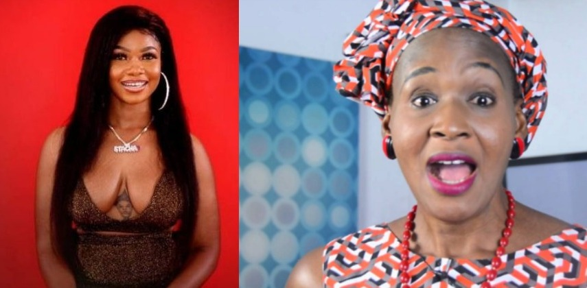 Tacha and Kemi Olunloyo