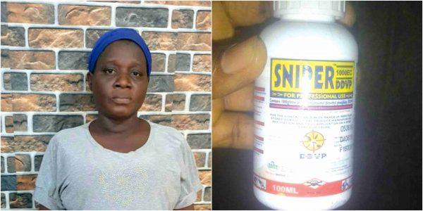 The suspect. Temitope Akinola