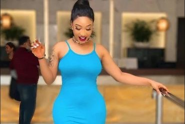 Tonto Dikeh Reacts As Fans Address Her As 'King Tonto' In Dubai