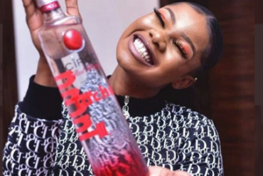 Tacha Joins Wizkid, DJ Khaled As Ciroc Brand Ambassador