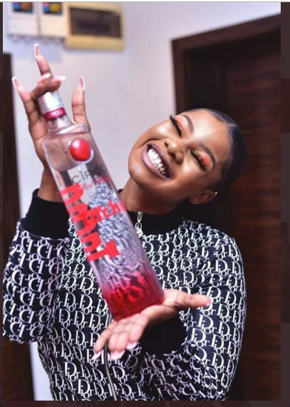 Tacha signs new deal with Ciroc
