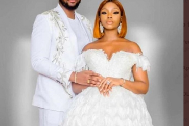Video: Teddy A, BamBam Hold Their White Wedding Today In Dubai