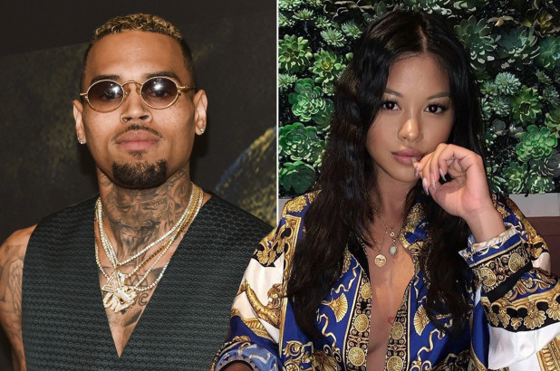 Chris Brown, Ammika