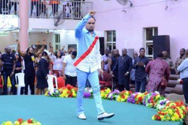 Prophet Odumeje Warns People Questioning His Miracle Styles (Video)